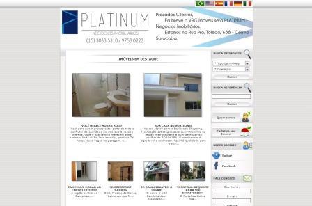 imobiliária platinum imóveis sorocaba