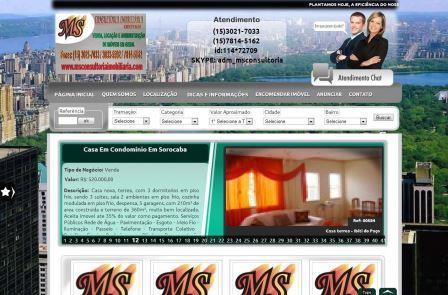 ms consultoria imobiliária sorocaba