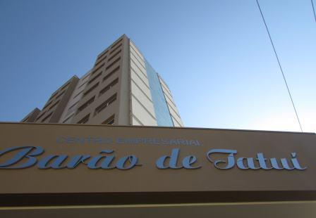 edifício barão de tatuí centro empresarial comercial