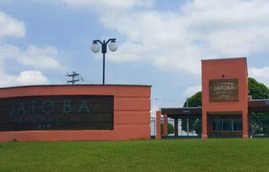 terreno a venda em cesario lange residencial jatoba ii